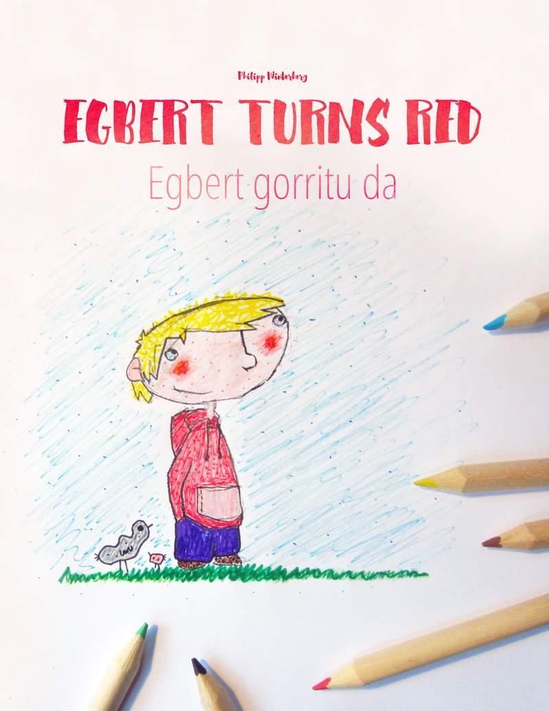 Egbert gorritu da